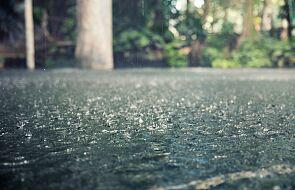 Synoptyk IMGW: w nocy opady deszczu mogą lokalnie przekroczyć 70 mm