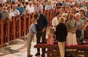 W Licheniu rodzice modlili się o nawrócenie swoich dzieci