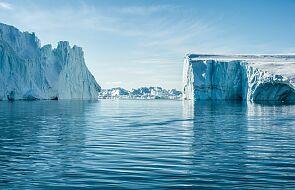 Pierwsze w historii opady deszczu na Grenlandii. To wynik upałów