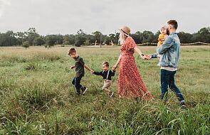 """Dzieci powtarzały, że mam zostawić męża. Wtedy pomyślałam """"Jezu, Ty się tym zajmij"""""""