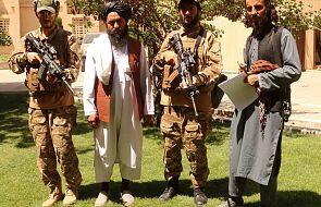 Rzecznik talibów stawia warunek: ewakuacja z Afganistanu tylko do 31 sierpnia