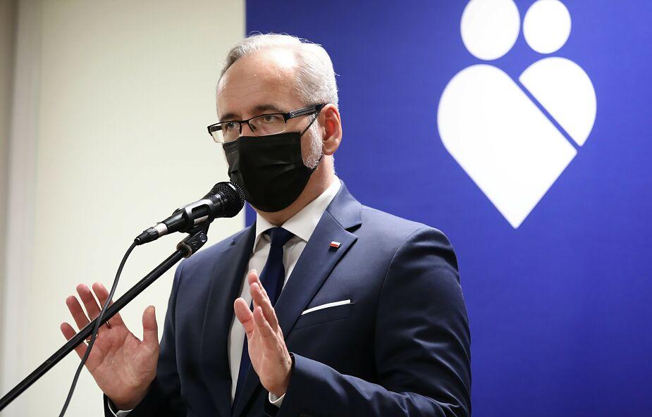 Niedzielski: rząd przyjął Plan dla Chorób Rzadkich. Jego budżet to 128 mln zł