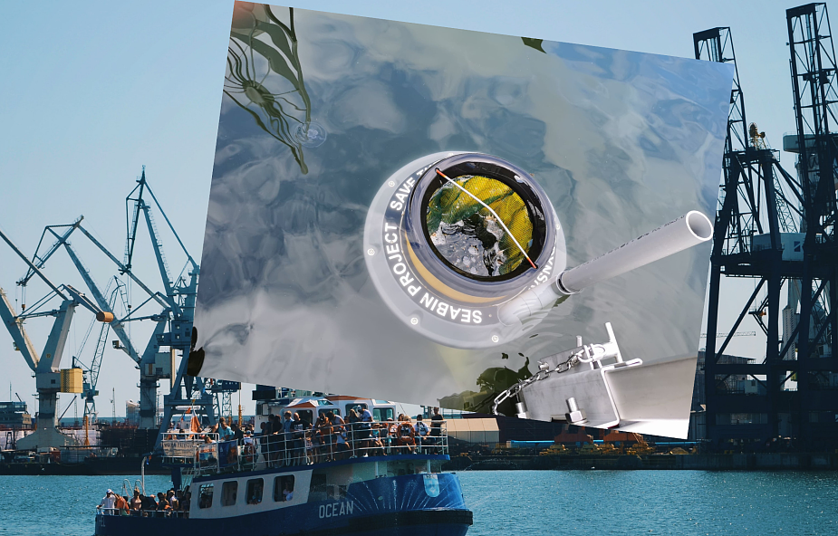 Kolejny Seabin będzie czyścił Morze Bałtyckie. Przyczyniła się do tego mieszkanka Gdyni