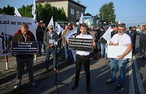Rolnicy strajkują na polskich drogach