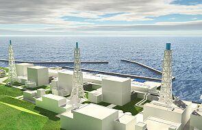 Co ze skażoną wodą z elektrowni w Fukushimie? Popłynie w głąb oceanu