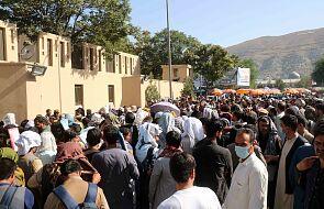 Afganistan. 250 tys. współpracowników USA pozostało w kraju pod rządami talibów