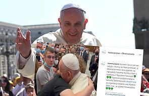 Chory 15-latek spełnił swoje marzenie. Spotkał się z papieżem Franciszkiem