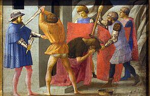 Męczeństwo największego narodzonego z niewiasty – św. Jan Chrzciciel