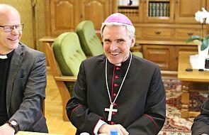 Bp Nitkiewicz do katechetów: macie być świadkami Chrystusa