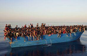 Na Lampedusę przypłynęło 550 migrantów. To jeden z rekordów w ostatnich latach
