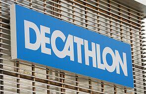 Decathlon wycofuje niektóre produkty. Są zanieczyszczone szkodliwą substancją