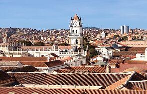 Boliwijska archidiecezja Sucre otrzyma tytuł stolicy prymasowskiej