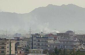 Afganistan. Wojsko USA zaatakowało terrorystę szykującego zamach na lotnisko w Kabulu