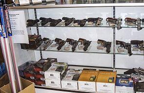 USA. Drastyczny wzrost sprzedaży broni, w sklepach brakuje amunicji