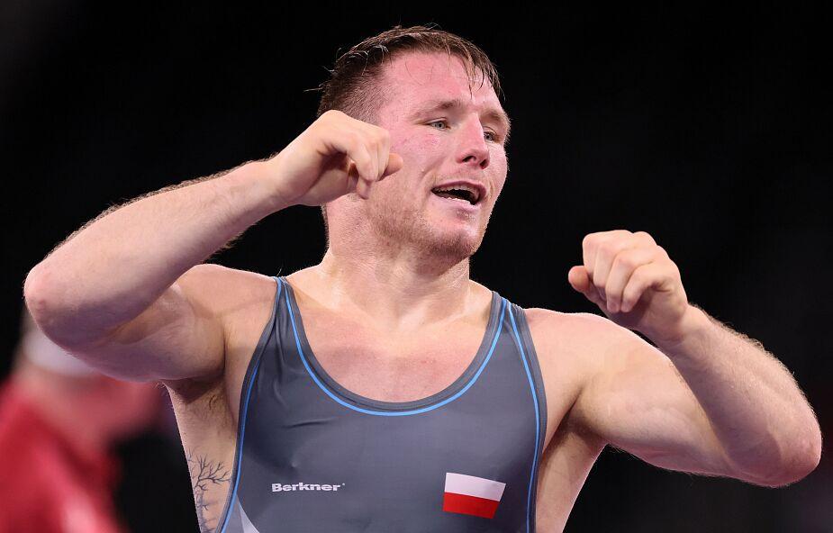 Medalowy wtorek dla Polski w Tokio trwa. Tym razem brąz w zapasach