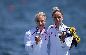 Igrzyska Olimpijskie w Tokio. Karolina Naja i Anna Puławska zdobyły srebrny medal w kajakarstwie
