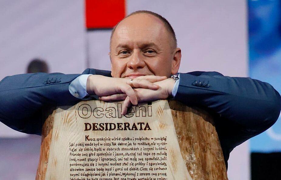 Rafał Porzeziński: jestem przekonany, że to Bóg ten Program wymyślił