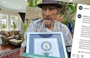 Zmarł najstarszy mężczyzna świata. Swoją długowieczność przypisywał życiu pełnemu współczucia