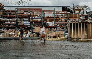 USA: huragan Ida osłabł. Wciąż jest jednak zagrożenie dla życia ludzi