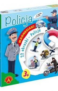 Policja Magnesiaki
