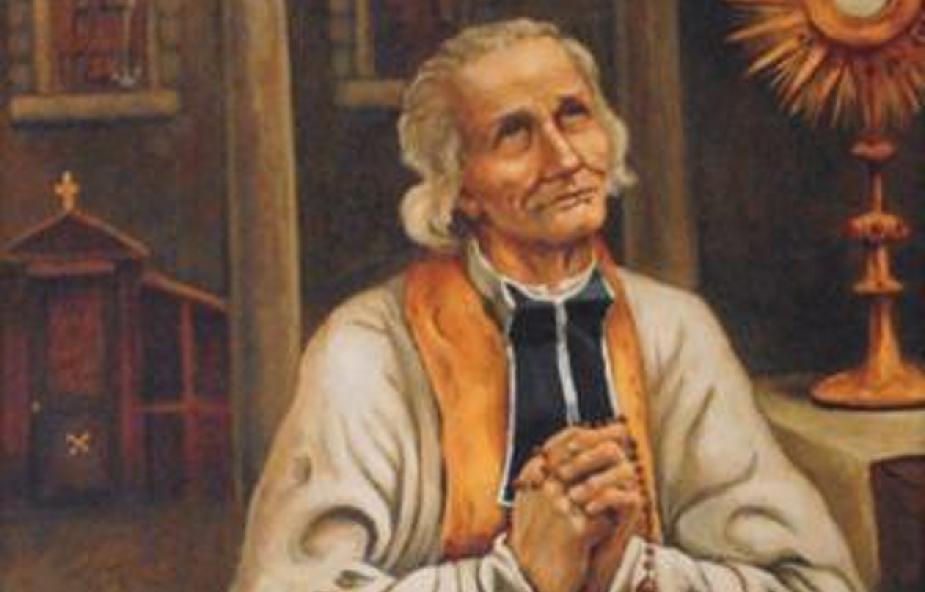 Kuszony przez szatana patron proboszczów – św. Jan Maria Vianney