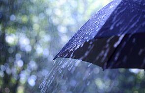 Przed nami intensywne opady deszczu. IMGW ostrzega
