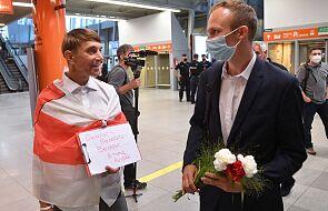 Cimanouska pod opiekę polskiego rządu: odpoczywa, jest w bezpiecznym miejscu