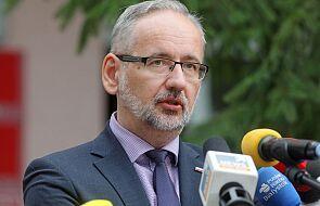 Minister zdrowia odpowiada na słowa abpa Gądeckiego: trudno mi komentować nawet tę wypowiedź