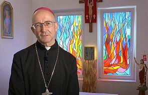 Bp Galbas: nie spowiadajmy się z tego, że nasza wiara jest krucha