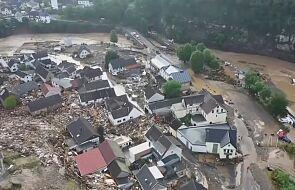 Pierwszy bilans powodzi w Niemczech. Uszkodzone kościoły, domy parafialne i przedszkola