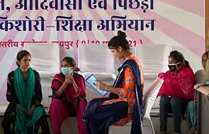 Dziewczyny z Indii walczą z zawieraniem małżeństw przez dzieci