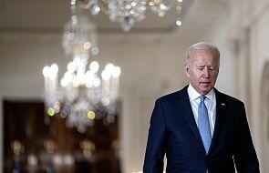 Uratował prezydenta Bidena. Teraz prosi go o pomoc w opuszczeniu Afganistanu
