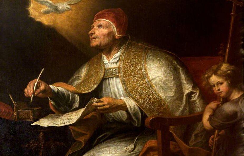 Tuż po jego śmierci wołano 'santo subito!' – św. Grzegorz Wielki