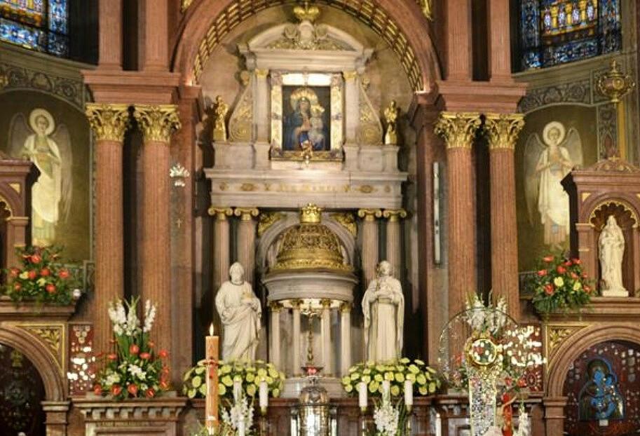 Sanktuarium Matki Bożej w Piekarach Śląskich - www.bazylikapiekary.pl - © M.Lubecka/Photo Lubecki