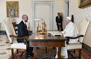 Watykan: papież przyjął Przewodniczącego Rady Europejskiej