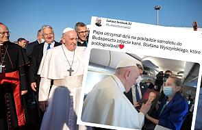 Papież pobłogosławił zdjęcie kard. Wyszyńskiego, które otrzymał
