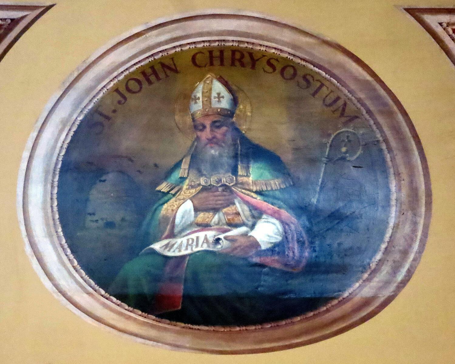 Św. Jan Chryzostom - Nheyob, CC BY-SA 4.0 www.creativecommons.org