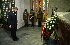 Prezydent: prymas Wyszyński dawał świadectwo tego jacy jesteśmy my, Polacy