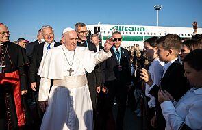 52. Międzynarodowy Kongres Eucharystyczny. Papież przybył do Budapesztu.