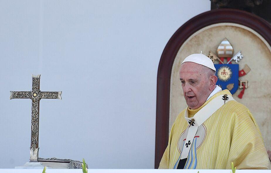 Papież: kard. Wyszyński i matka Czacka to dwie postaci, które z bliska poznały krzyż