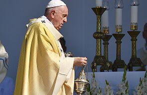 Papież Franciszek: Europa nie jest w pełni zjednoczona