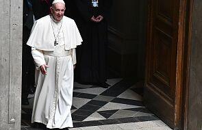 Papież opuścił Budapeszt. Jest w drodze na Słowację