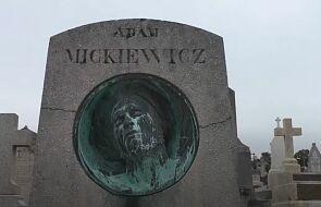 Francuska Polonia pielgrzymuje do Montmorency - nekropolii polskiej emigracji