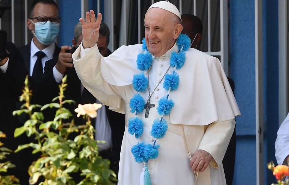 Papież u najuboższych: Pan jest zawsze z nami