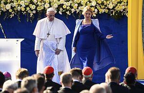 Papież do Słowaków: oby konsumpcja i zyski materialne nigdy nie zniszczyły waszej kultury