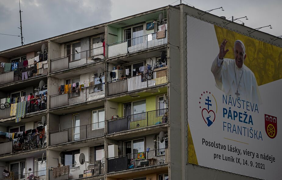 Papież Franciszek spotka się z Romami w Koszycach