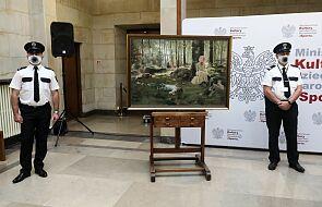 Zaginiony w czasie wojny obraz Edelfelta odnaleziono na strychu. Trafił do Muzeum Narodowego