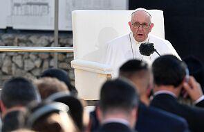 Papież spotkał się z byłym słowackim biskupem odwołanym 9 lat temu