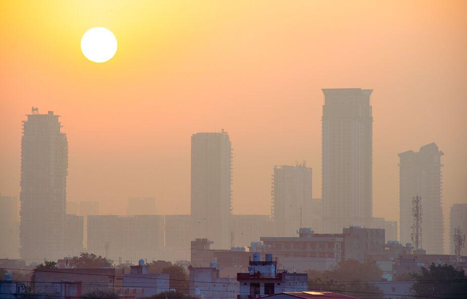 Zanieczyszczenie powietrza wpływa na otyłość i astmę wśród dzieci