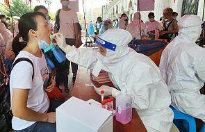 Chiny. Z powodu zakażeń COVID-19 władze wprowadziły blokadę 5-milionowego miasta Xiamen